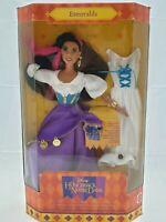 Disney poseable Esmeralda Puppe 15311 Mattel 1995 / Hunchback of Notre Dame