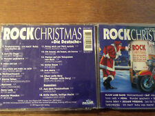 Rock Christmas DEUTSCHE [CD Album] TRIO Bap Nena Lindenberg Kunze Humpe Reiser