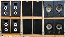 Klipsch KG4 Speakers - Vintage Stereo Speakers