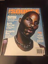 The Source Hip Hop Magazine #145 - October DMX RZA Keith Murray O.C.  - Rare