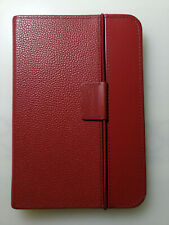 Kindle Lighted Leather Cover, RED (Fits Kindle Keyboard 3 generation)