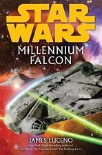 Star Wars: Millennium Falcon by James Luceno (2008, Hardcover)