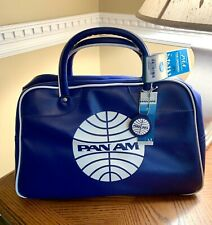 Pan Am Certified Large Explorer Bag, Pan Am Bags Blue in Color, New! PA0902R
