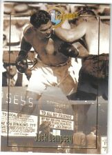 Jack Dempsey - 1998 Futera Boxing Card