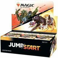MTG Jumpstart Booster Box 24 Packs  - Sealed - Magic The Gathering