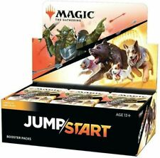 Magic the Gathering Jumpstart Sealed Booster Box - 24 Packs