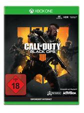 Xbox One Call of Duty Black Ops 4   NEU & OVP