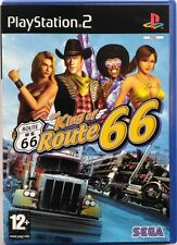 Gioco PS2 The King of Route 66 Sony Playstation 2 Usato