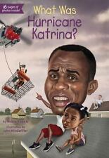 What Was?: What Was Hurricane Katrina? by Tomie dePaola and Robin Koontz (2015,
