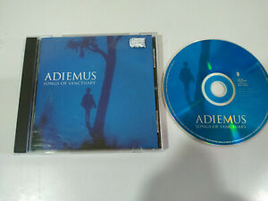 Adiemus Songs of Sanctuary - CD Holland Edition