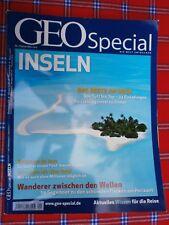 GEO Special  Heft  1/2010 Inseln