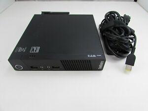 Lenovo ThinkCentre M93p Tiny i7-4765T 2GHz Quad Core 8GB 128GB SSD W10P + WiFi
