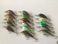 16 Bomber 4A, 6A Crankbait, Sweet Colour Fishing Lure, Tackle Find.