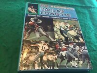 DALLAS COWBOYS Illustrated History 1981 book by Richard Whittingham ROGER STAUBA