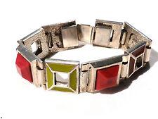 Bijou alliage argenté créateur bracelet créateur Jean-Paul Gauthier  bangle