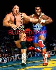 ICE KING VS SCOTT STEINER  WRESTLER 8 X 10 WRESTLING PHOTO WCW