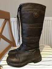 Dublin River Country Boots. Sz 4 (37)