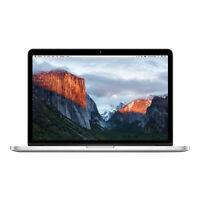 Apple MacBook Pro 13.3-inch A1502 MF841LL/A w/i5-5287U 2.9GHz 16GB 512GB SSD