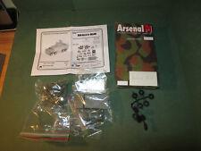 Arsenal M 91164 MAN-Kat.A1 br ROLAND / Raketenwerfer / Bundeswehr / Resinbausatz
