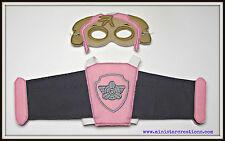 Handmade Eye Mask and Wings Set - SKYE from Paw Patrol Nickelodeon