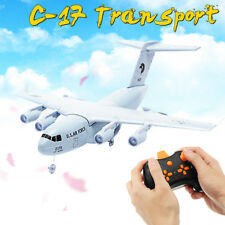 C-17 Transport 373mm Wingspan EPP DIY RC Airplane 2.4G 3-Axis Gyro Aircraft RTF