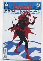 Batwoman #1 NM Rebirth  Cover A  DC Comics CBX8A