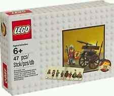 LEGO RETRO SET 5004419 - KNIGTHS - CASTELLO ANNI 80 CON MINIFIGURE - LIMITED