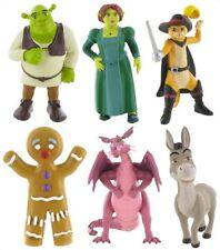 Figurines de télévision, de film et de jeu vidéo shrek avec shrek