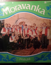 Venyl LP MORAVANKA podruhe 1975 panton
