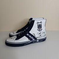 Polo Ralph Lauren Solomon II Mens Shoes Newport Navy/White Size 10