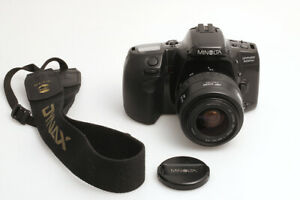 MINOLTA Dynax 500si mit Minolta AF 35-70 mm