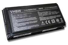 original vhbw® AKKU 4.4Ah in SCHWARZ für ASUS Pro55s