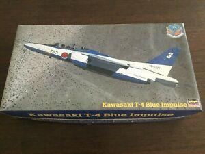 Hasegawa Hobby kits 07216 Kawasaki T-4 Blue Impulse 1:48 scale plastic model kit