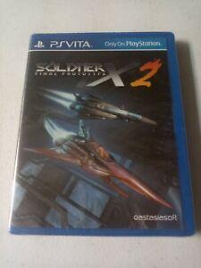 Soldner-X 2: Final Prototype (Sony PlayStation Vita, 2016)