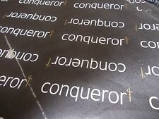 CONQUEROR  CONNOISSEUR,75 SHEETS FOR £19.50 POST £3.20  NEW