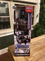 Avengers Marvel Titan Hero Series Black Panther Action Figure