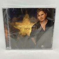 Timothy Craig CD You Got It - Brand New Sealed