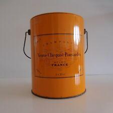 Coffret seau à champagne bucket box Veuve Clicquot Ponsardin Reims France