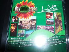A Day On The Green Live Rare Various CD Renee Geyer Ross Wilson Vika & Linda - L