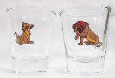 The Lion King Images on 2-pc. Shot Glass Set