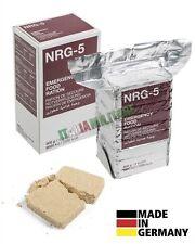 Razione di Cibo d'Emergenza Militare NRG 5 - Pasto Completo