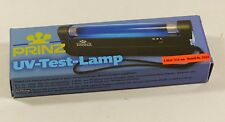 Prinz Shortwave Ultra Violet UV test lamp - battery operated - brand new