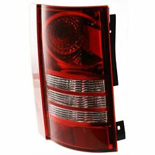 New Tail Lamp Driver Left Side 2008-2010 Town and Country w/ Bulb CH2800179