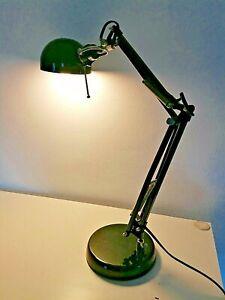 Lampe de bureau style atelier architecte