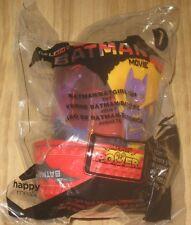 2017 Batman Lego Movie McDonalds Happy Meal Toy - Batman / Batgirl Cup #1
