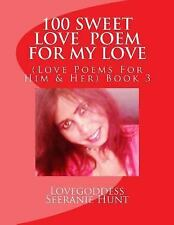 WORLDS GREATEST LOVE POEMS (LOVE POEMS for HIM and HER BOOK 1): I Love You...