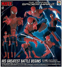 Medicom MAFEX No.003 HIS GREATEST BATTLE BEGINS THE AMAZING SPIDER-MAN 2 Figure