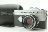 【MINT in Case 】Olympus PEN FV Film Camera G.Zuiko Auto-S 38mm F1.8 JAPAN #491a