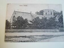 Rare Vintage Postcard RICCAL CHURCH Selby Yorkshire Franked Circa 1903