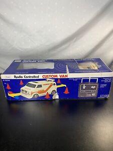 VTG Taiyo Sears Custom Thunder Van RC Car Radio Racer w Remote Box WORKS *READ*